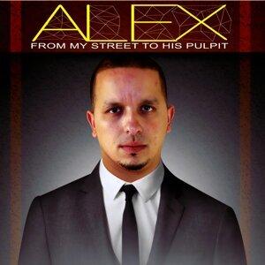 A-L-E-X Foto artis