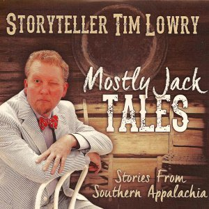 Storyteller Tim Lowry Foto artis