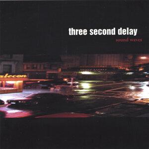 three second delay Foto artis