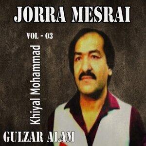 Gulzar Alam, Khiyal Mohammad Foto artis
