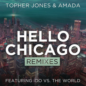 Topher Jones & Amada feat. Ido Vs. The World 歌手頭像