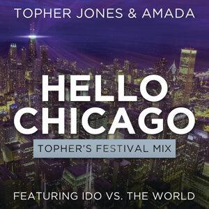 Topher Jones & Amada feat. Ido vs. The World 歌手頭像