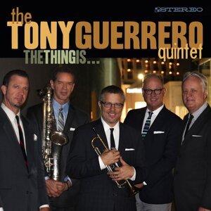 The Tony Guerrero Quintet Foto artis