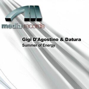 Gigi D'agostino, Datura Foto artis