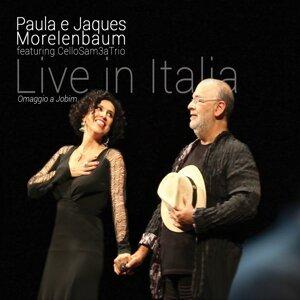 Paula Morelenbaum, Jaques Morelenbaum Foto artis