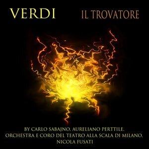 Orchestra Del Teatro Alla Scala di Milano, Carlo Sabajno, Bruno Carmassi, Maria Carena Foto artis