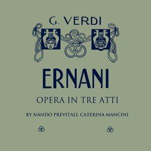 Orchestra Sinfonica Di Roma Della Rai, Fernando Previtali, Coro di Roma della RAI, Gaetano Riccitelli, Gino Penno Foto artis