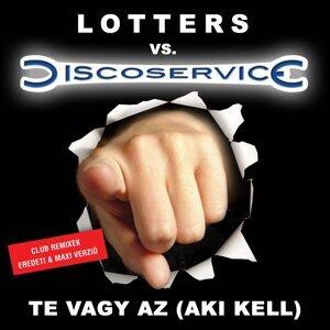 Lotters, Discoservice Foto artis