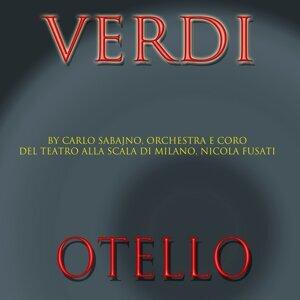 Orchestra Del Teatro Alla Scala di Milano, Carlo Sabajno, Coro Del Teatro Alla Scala Di Milano, Vittore Veneziani, Nicola Fusati Foto artis