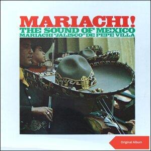 "Mariachi ""Jalisco"" de Pepe Villa Foto artis"