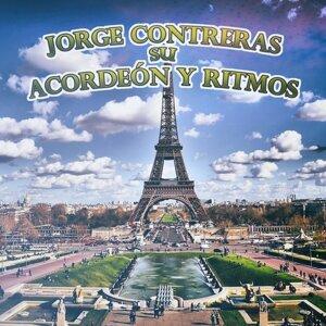 Jorge Contreras su Acordeón y Ritmos Foto artis