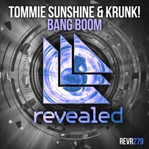Tommie Sunshine, Krunk! Foto artis