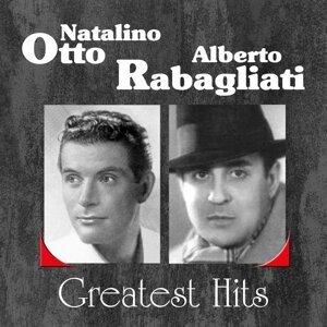 Natalino Otto, Alberto Rabagliati Foto artis
