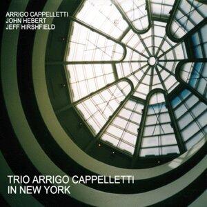 Arrigo Cappelletti, John Hebert, Jeff Hirshfield Foto artis