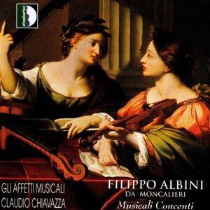 Glia Affetti Musicali, Claudio Chiavazza Foto artis