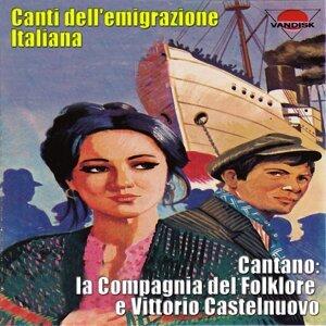 La compagnia del folklore, Vittorio Castelnuovo Foto artis