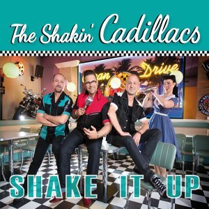 The Shakin' Cadillacs Foto artis