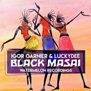 Igor Garnier & LuckyDee Foto artis