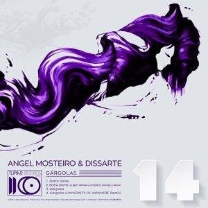 Angel Mosteiro & Dissarte Foto artis