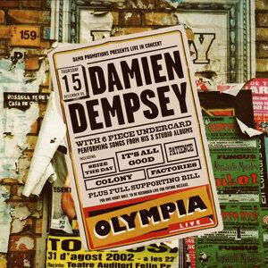 Damien Dempsey 歌手頭像