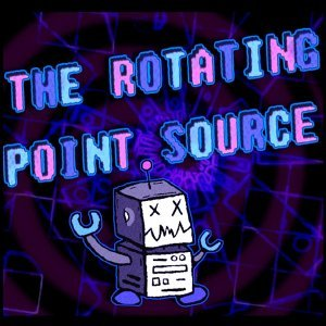 The Rotating Point Source Foto artis