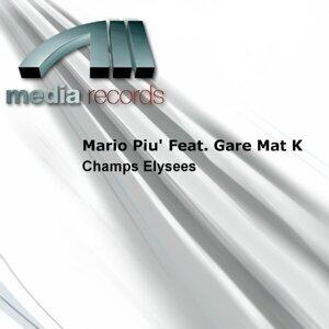 Mario Piu' Feat. Gare Mat K, Mario Piu' Foto artis