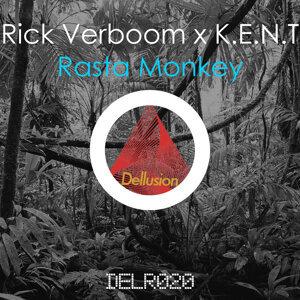 Rick Verboom x K.E.N.T. Foto artis