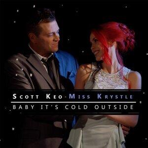 Scott Keo, Miss Krystle Foto artis