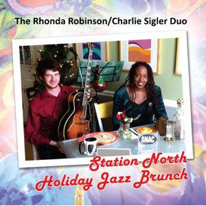 The Rhonda Robinson & Charlie Sigler Duo Foto artis
