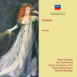 Richard Bonynge, Chorus of the Welsh National Opera, Welsh National Opera Orchestra, Sherrill Milnes, Dame Joan Sutherland Foto artis