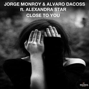Alvaro Dacoss, Jorge Monroy Foto artis