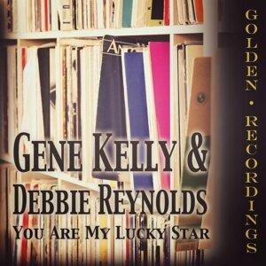 Gene Kelly, Debbie Reynolds Foto artis