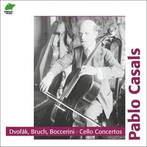 Czech Philharmonic Orchestra, Pablo Casals, George Szell Foto artis