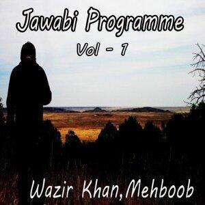 Wazir Khan, Mehboob Foto artis