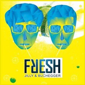 Jilly und Buchegger Foto artis