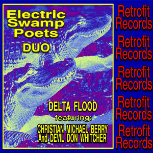 The Electric Swamp Poets Duo Foto artis