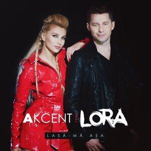 Akcent feat. Lora Foto artis