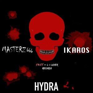 Masterz 666 & Ikaros Foto artis
