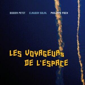 Didier Petit, Claudia Solal, Philippe Foch Foto artis