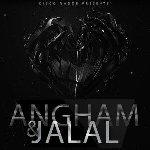 Angham, Jalal Foto artis