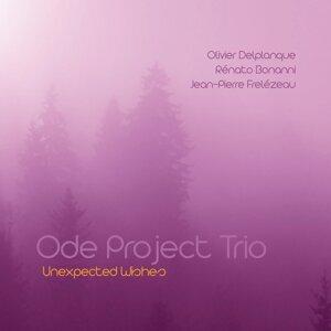 Ode Project Trio, Olivier Delplanque, Rénato Bonanni, Jean-Pierre Frelézeau Foto artis