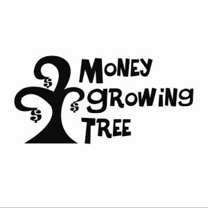 Money Growing Tree Foto artis