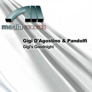 Gigi D'Agostino & Pandolfi, Gigi D'agostino Foto artis