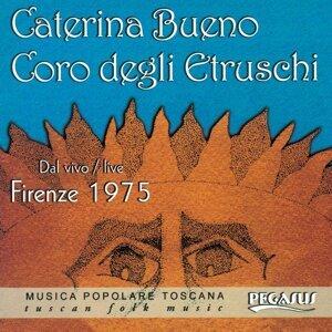 Caterina Bueno, Coro Degli Etruschi Foto artis