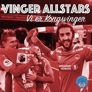 Vinger Allstars Foto artis