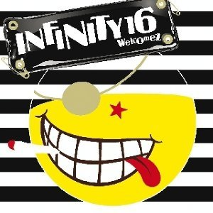 INFINITY 16 welcomez 湘南乃風,MINMI,MOOMIN,10-FEET,MUNEHIRO