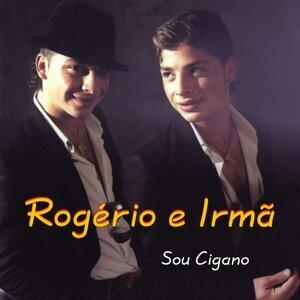 Rogério e Irmã Foto artis
