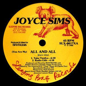 Joyce Sims 歌手頭像