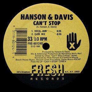 Hanson & Davis 歌手頭像