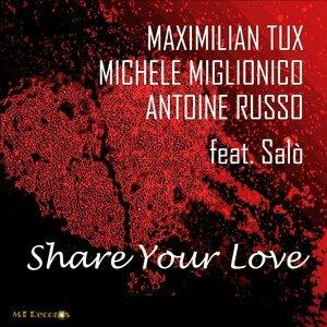 Maximilian Tux, Michele Miglionico & Antoine Russo feat. Salò Foto artis